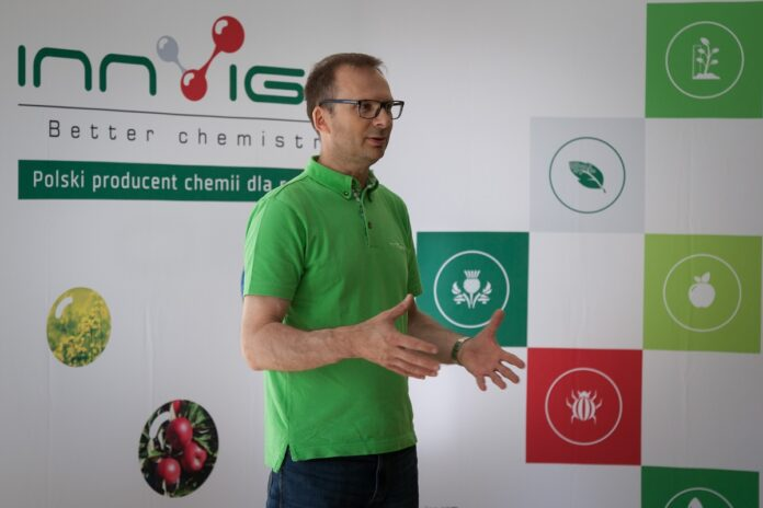 Krzysztof GolecPrezes INNVIGO