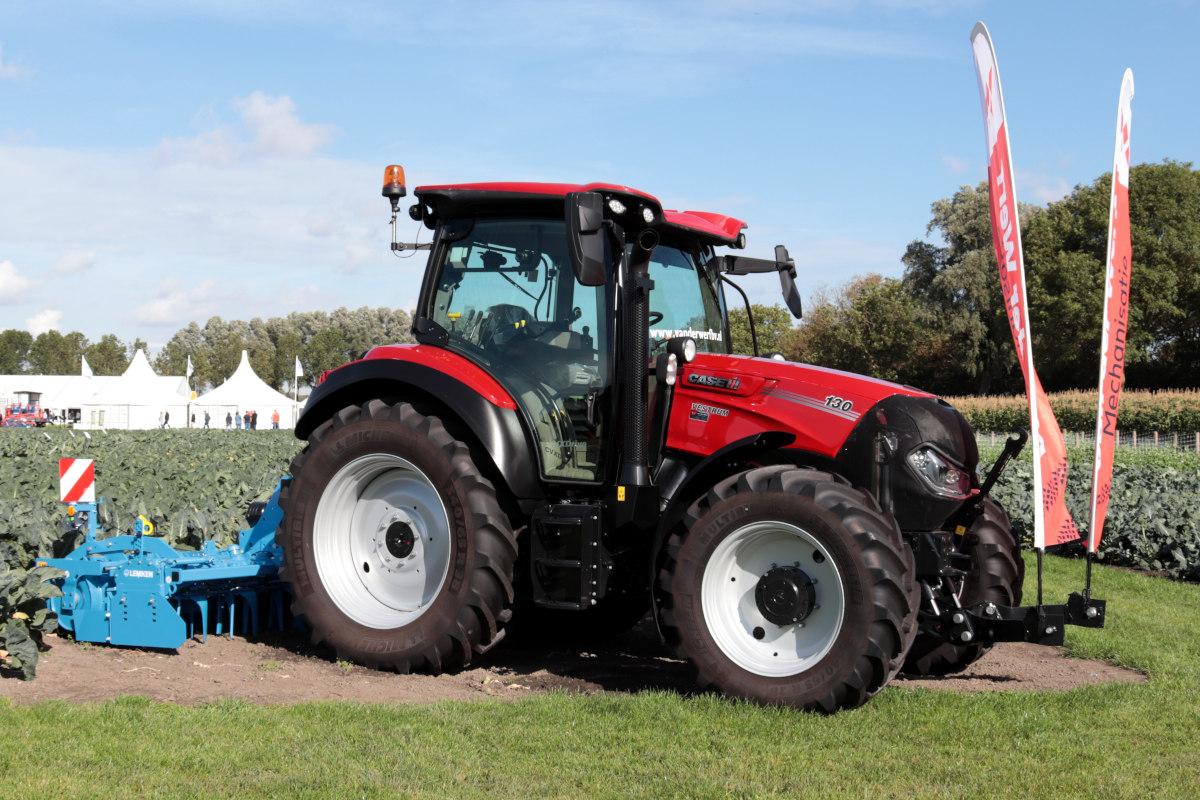 Ciągnik Rolniczy Case IH 130