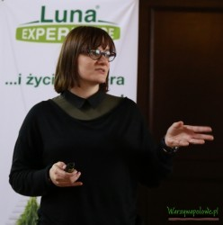 Izabela Kaczyńska z firmy Bayer CropScience Vegetable Seeds (Nunhems)