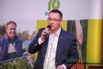 Wojciech Kopeć z Yara Poland mówił o racjonalnym nawożeniu warzyw