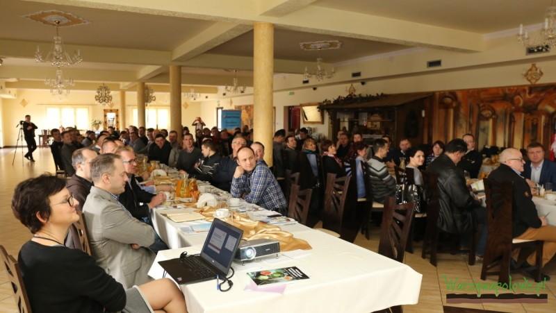 W szkoleniu uczestniczyło około 100 osób zainteresowanych uprawą marchwi