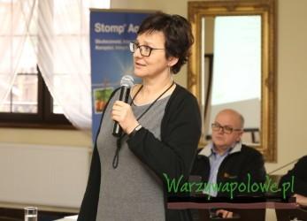 Małgorzata Zadura z firmy Hazer