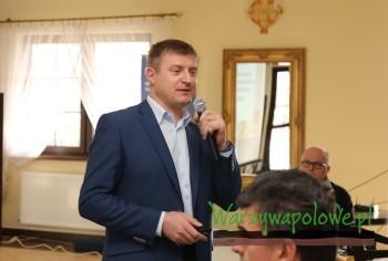 Marcin Hojecki z firmy BASF
