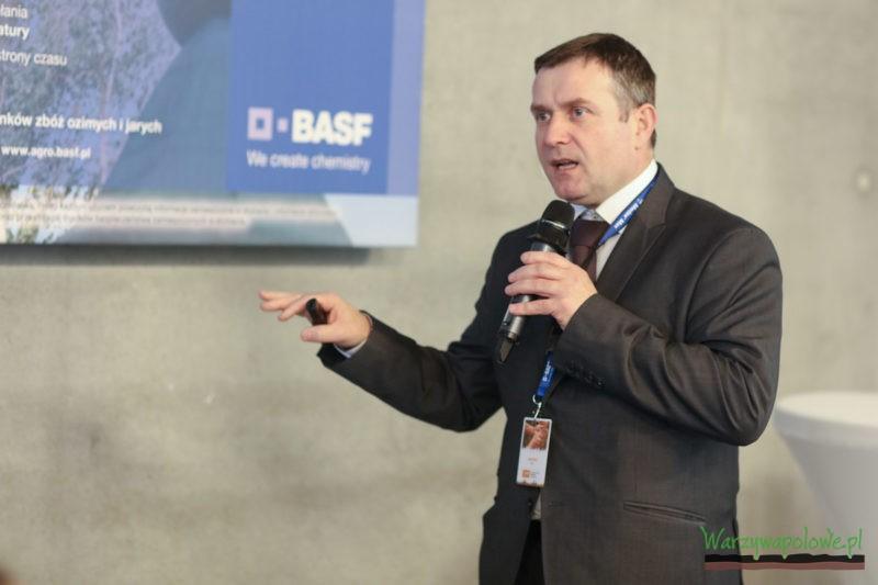 Jacek Brol, marketing menadżer działu Agro